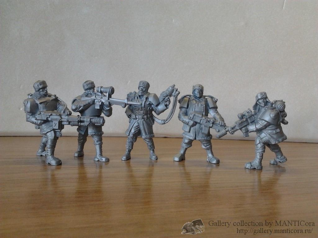 Полярный спецназ. Отряд Новая Сибирь