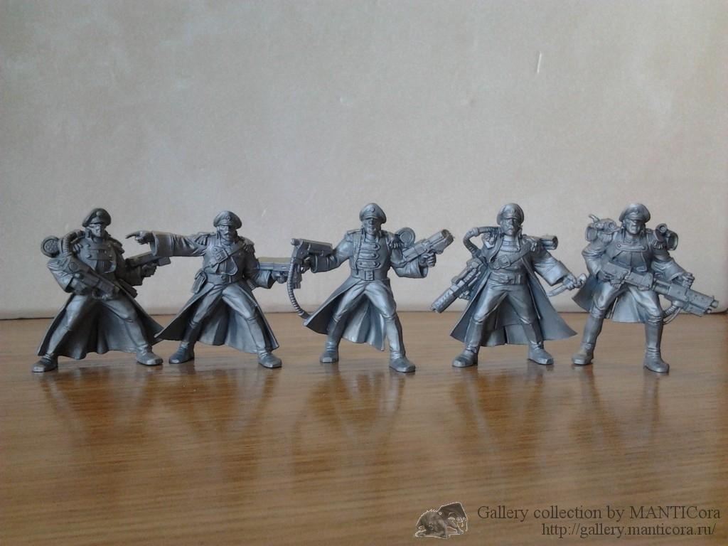 Банда Тёмная Сотня (Махновцы, Звёздные корсары)