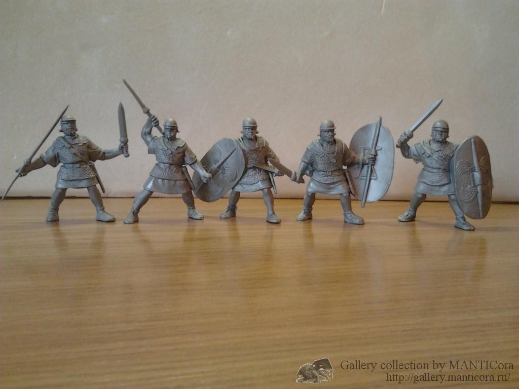 Легионеры. Легион Гладиус