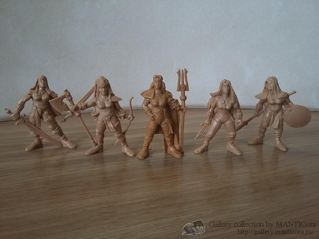 Амазонки. Легион Амазонки